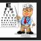 MEDICO CHIRURGO OCULISTA - Specialista in OFTALMOLOGIA (Clinica Oculistica); ortottista assistente in Oftalmologia, commerciante optometrista e ottico: differenze di attività, ruoli, competenze e percorsi di studi.